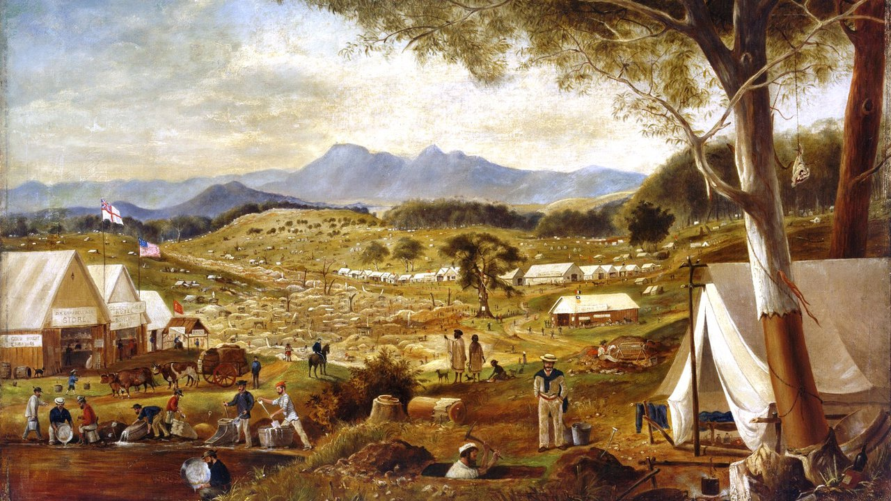 Edward_Roper_-_Gold_diggings_Ararat_1854.jpg