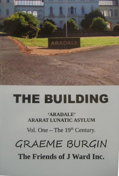 Book cover: The Building by Graeme Burgin